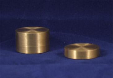 Thin & Thick Bronze Disc