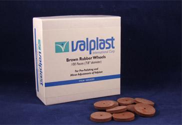 Brown Rubber Wheels