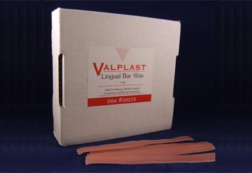 Lingual Bar Wax